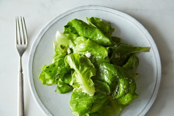 Green Goddess Dressing, a recipe on Food52 | for 1 qt:  In a blender, purée: 1 med ripe avocado 1/3 c white wine vinegar 2 ch garlic cloves  4 oil-pack anchovies, minced 2 t lemon juice 2 t lime juice 1/2 t sugar With motor running, add in steady stream:  1 1/2 c olive oil Whisk in: 1/2 c heavy cream 1/3 c ch parsley 1/4 c EA ch tarragon, basil; 2 T ch shallot Season wS&Ptt. Chill 3 hrs, serve room temp. keeps 3 days.