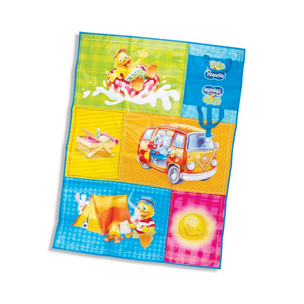 Bolso mantel para picnic 120 X 90 cm Puntos: 590