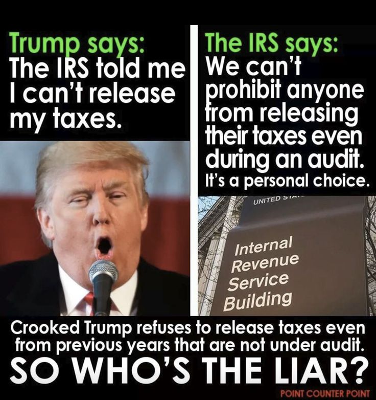 Trump Taxes Politico: Trump Is A Colossal Liar Among Many Other Duplicitous