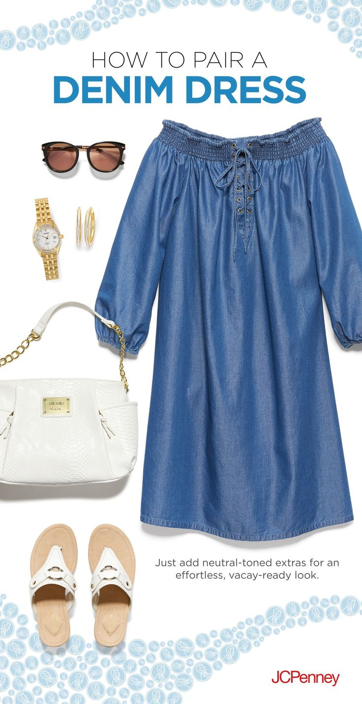 A flowy, plus-size dress with strappy sandals and fab shades is totally set for daytime fun. Take in all that summer has to offer in a plus-size outfit that's completely comfortable and so on trend. An off-the-shoulder dress takes plus-size styling to a higher degree of cool.