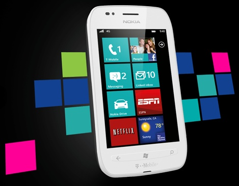 Nokia Lumia 710: A Smart Starter Smartphone