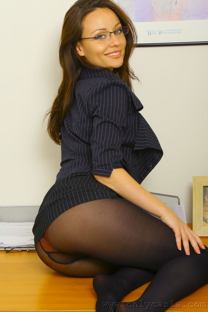 Think, nerd girl pantyhose share your