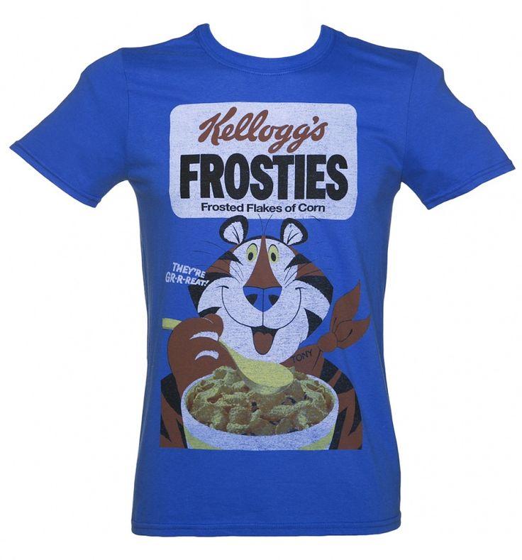 Men's Vintage Kelloggs Frosties T-Shirt