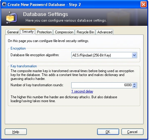 Secure your Passwords with KeePass