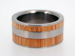 Best 25 Mens titanium rings ideas on Pinterest Titanium ring