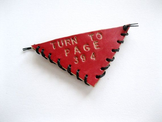 Unique Turn To Page 394 Leather Corner by MiladyLeatherWorks