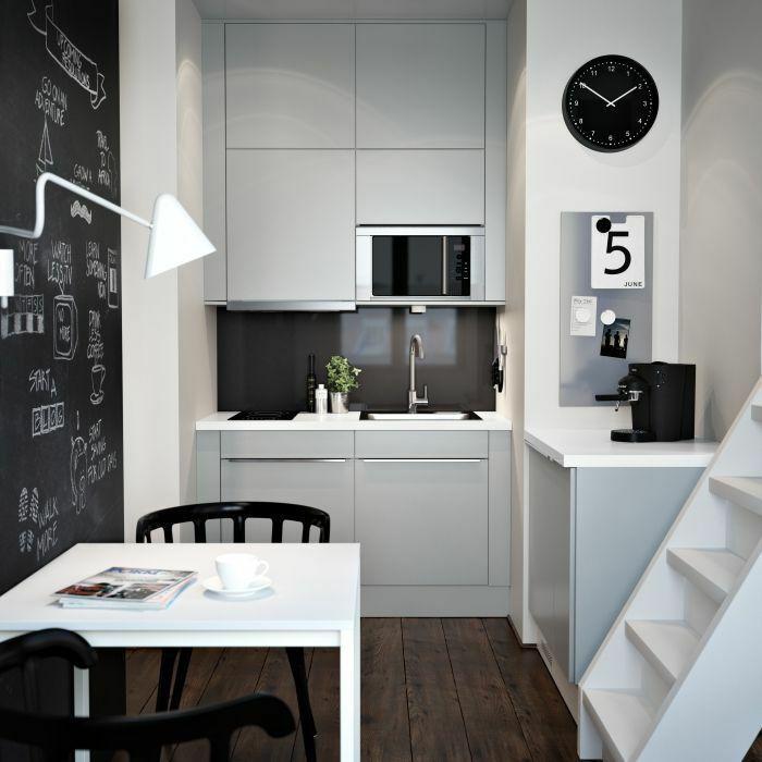 IKEA Küchen - Warum sollten Sie sich dafür entscheiden? Pinterest - einbauküchen für kleine küchen