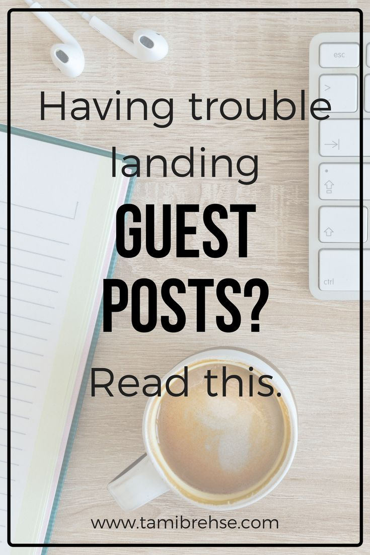 Guest posts aren't as easy to land as they once were, but they're still an effective way to drive traffic to your blog, brand and business. Here's how to fix your ineffective pitch.