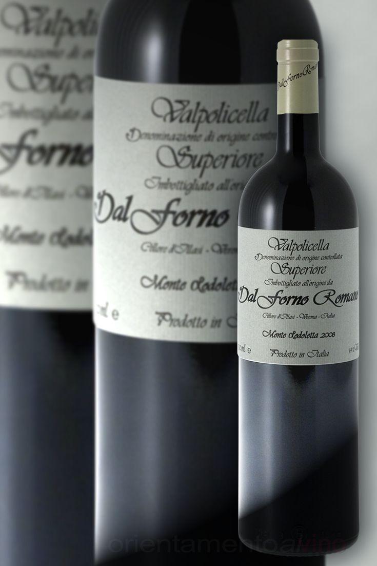 Dal Forno Romano #Valpolicella Superiore Monte #Lodoletta2008 primo posto del Best Italian #Wine Awards 2014 #BIWA2014