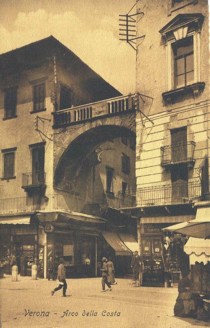 Verona - La Costa - anni 20