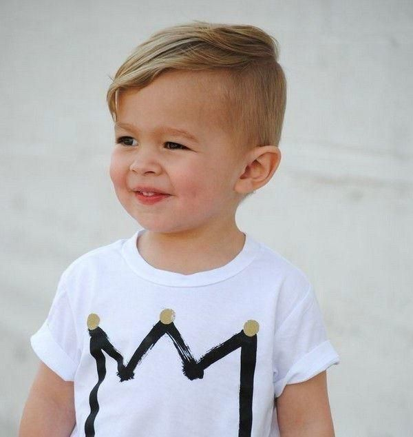 Trendy And Cute Toddler Boy Haircuts Your Kids Will Lovel 99