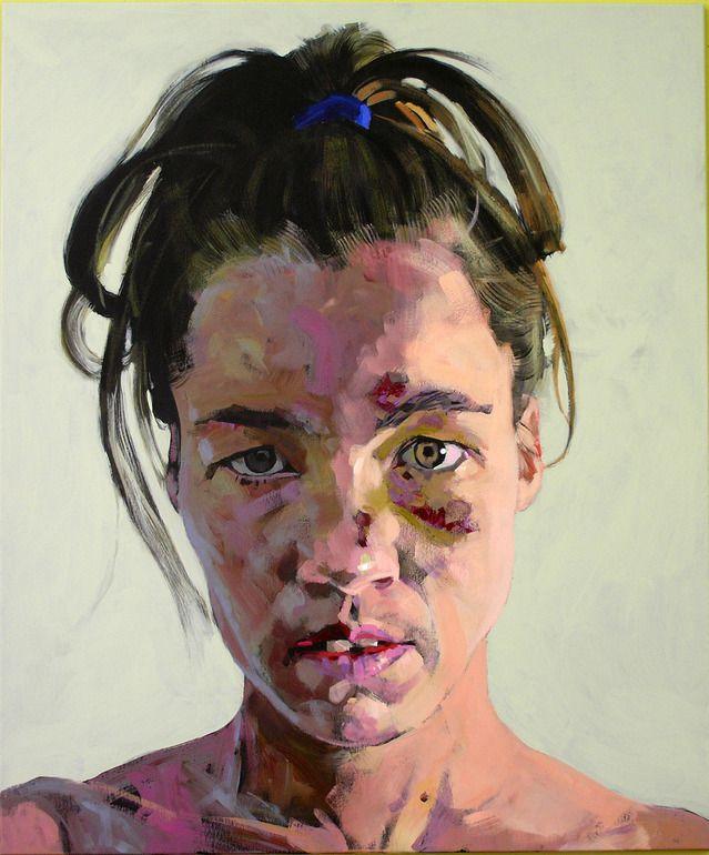 accident/ Hanjo Schmidt (Germany)/ Painting, Acrylic