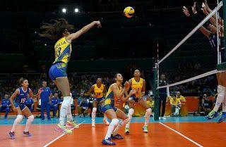 Blog Esportivo do Suíço:  Sheilla dita o ritmo e Seleção feminina de vôlei atropela a Argentina