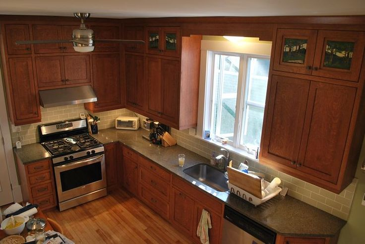 1000 images about kitchens on pinterest oak cabinets for Complete kitchen cupboards