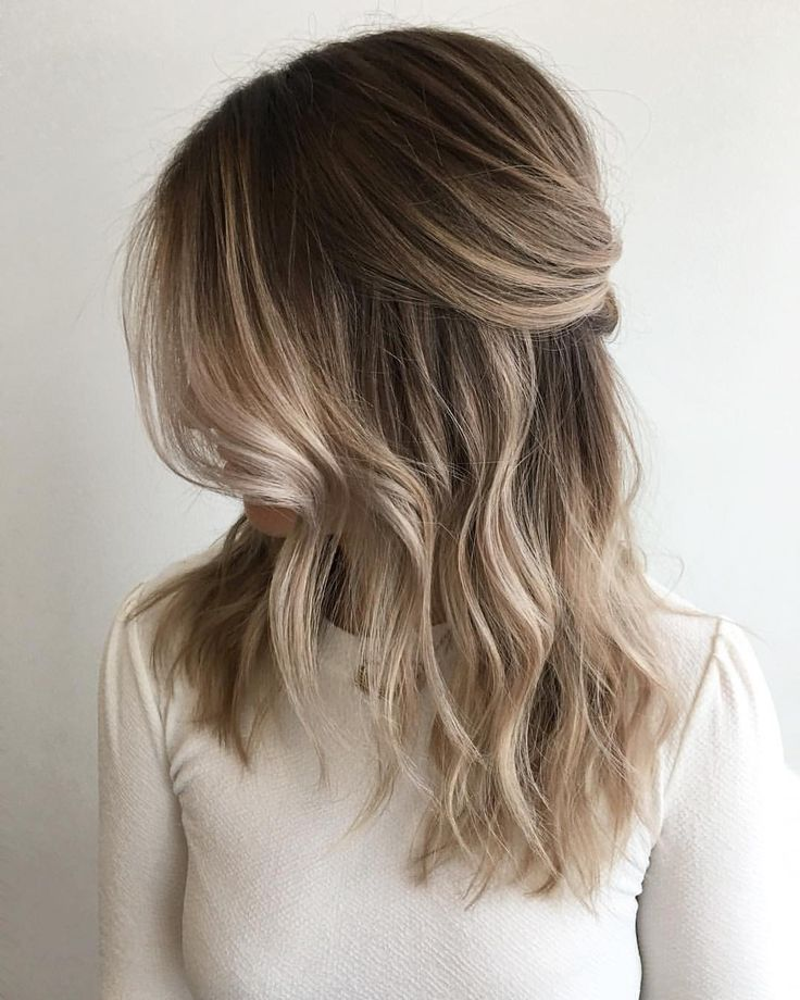 Best 20+ Natural blonde balayage ideas on Pinterest—no ...