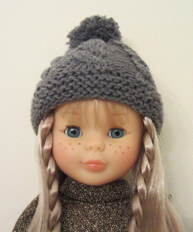witchnofret handcraft: Nancy's Wool Hat Pattern