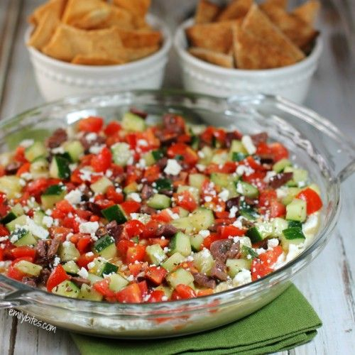 Easy greek dips recipes