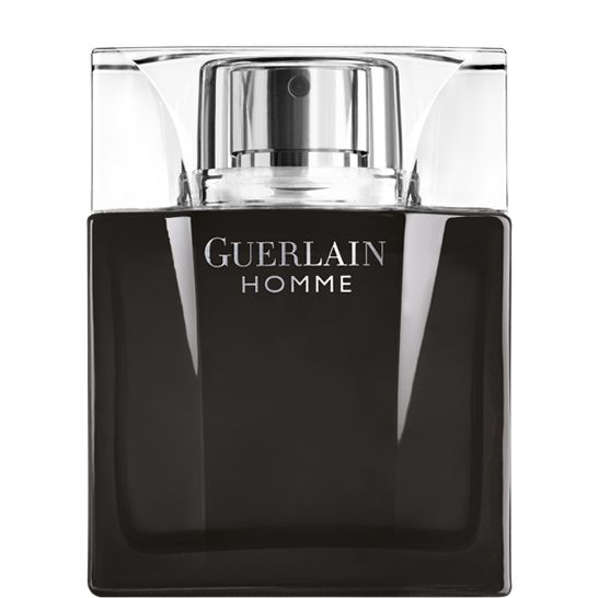 Guerlain Homme Eau de Parfum revels in contrast: freshness and strength united in a mysterious and intense fragrance. This Eau de Parfum surprises with its vibrant freshness lent by the mojito accord, the fresh floral accord and the green woody accord, which come together in an intense composition. This strength ensures its powerful and refined trail. Guerlain Homme boasts a bolder, woodier personality.  This intense freshness is adorned with a smoky glass bottle. Letting the light strea...