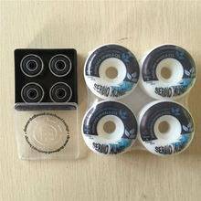 ELEMENT Thriftwood  ABEC-3 skateboard bearing with Multi Brand 51-54MM 100a &101a Skate Wheels for street skateboarding //Price: $US $26.70 & FREE Shipping //     #tshirtdesign