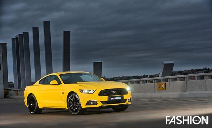 Celebrar a recuperação e a reinvenção a 17 de Abril, Dia Mundial do Ford Mustang | Por: Tamyris Santana