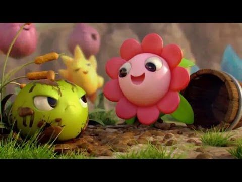 Farm Heroes Saga Challenge Yourself 30 US TV Commercial