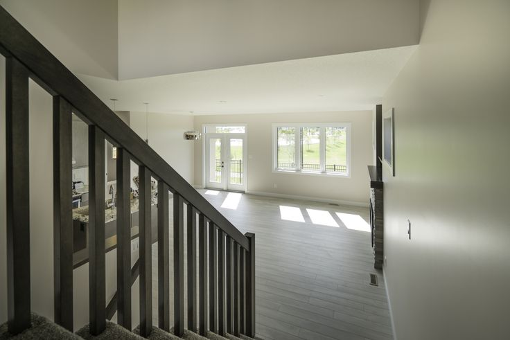 Main floor open concept with gorgeous natural lighting throughout!!