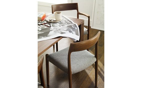 M 248 Ller Model 77 Side Chair Side Chair Armchairs And
