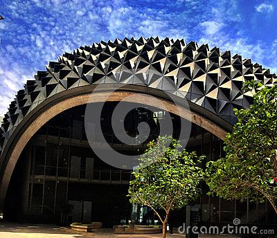 Masdar City is a planned city project in Abu Dhabi, in the United Arab Emirates. Its core is being built by Masdar, a subsidiary of Mubadala Development Company, with the majority of seed capital provided by the Government of Abu Dhabi. Designed by the British architectural firm Foster and Partners, the city relies on solar energy and other renewable energy sources.Masdar is powered by a 22-hectare 54-acre field of 87, 777 solar panels with additional panels on roofs