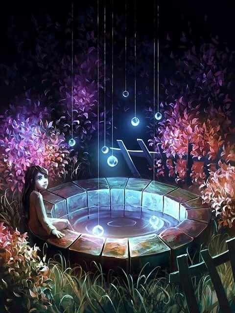 Make a wish..... by Aquasixio (Cyril Rolando)