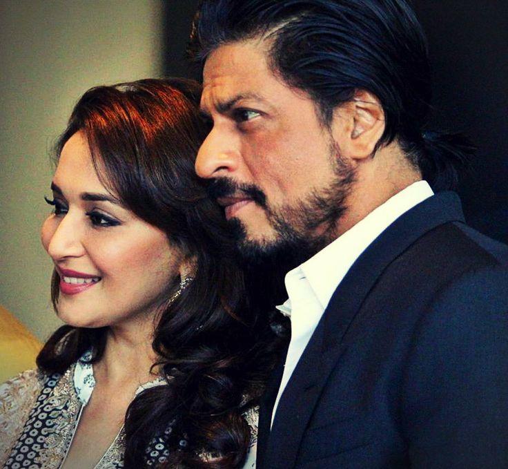 Madhuri Dixit & Shahrukh Khan = Perfection