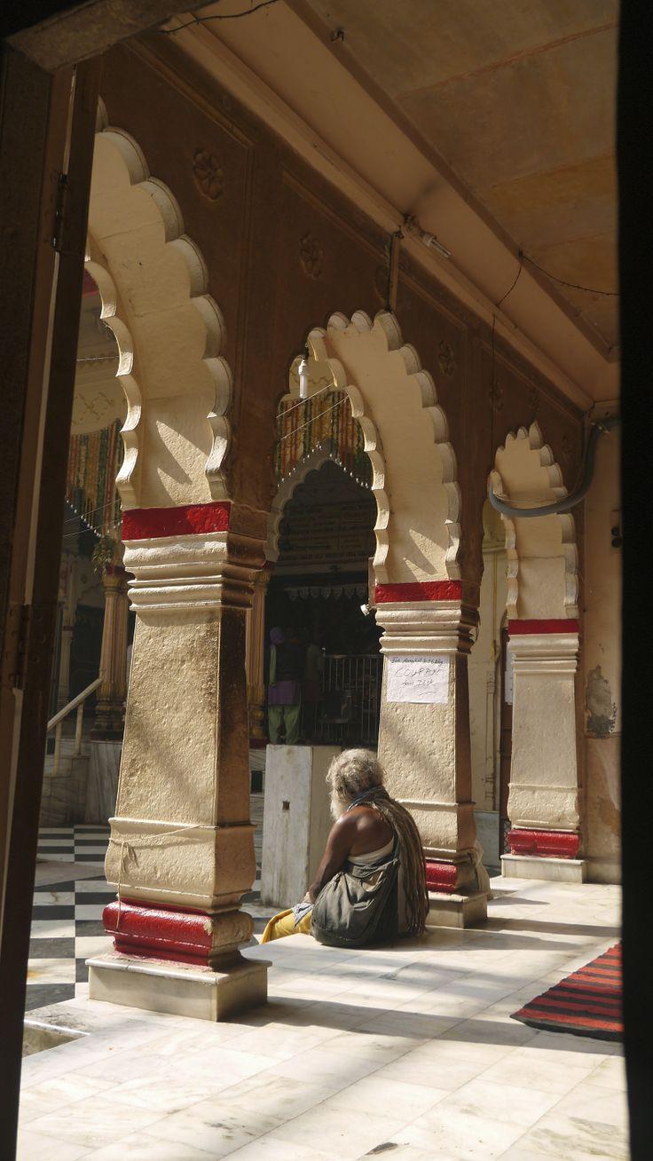 Krishna Temple in Vrindavan