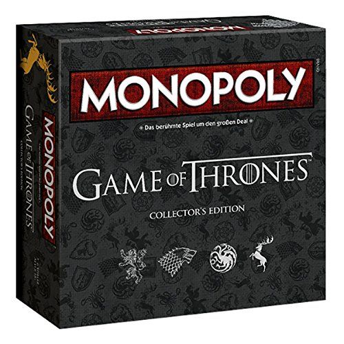 game of thrones monopoly fnac