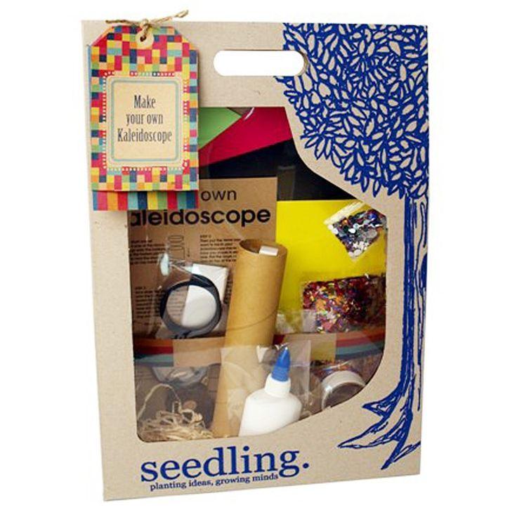 The Seedling 39make your own kaleidoscope39 kit