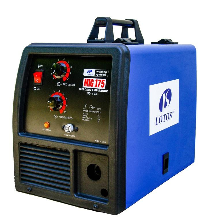 MIG175, Tig welder, Aluminum Tig Welder, Mig Welding Equipment