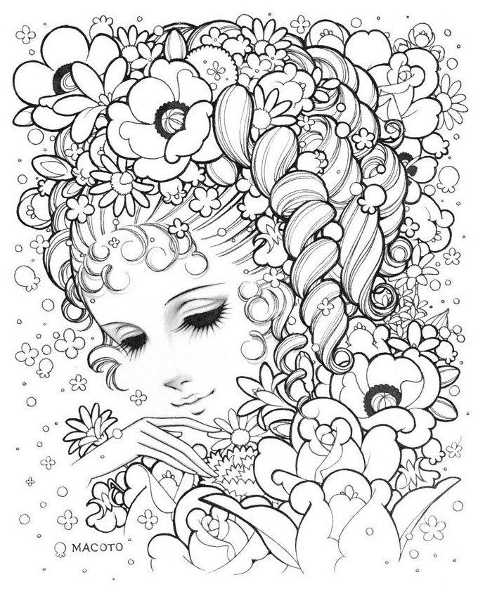 takahashi macoto coloring pages - photo#2