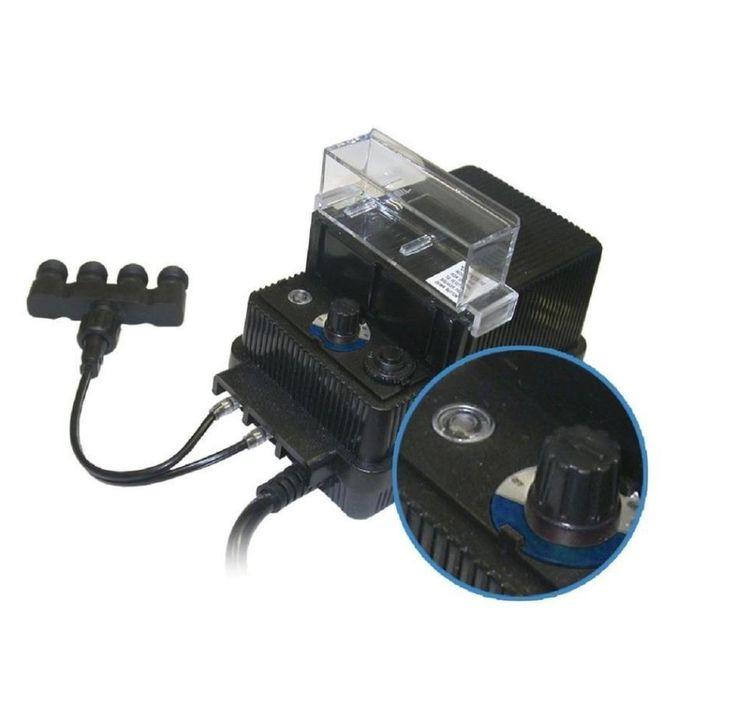 Alpine 60w Transformer Photo Cell Timer Water Garden Pond Lights Indoor/Outdoor