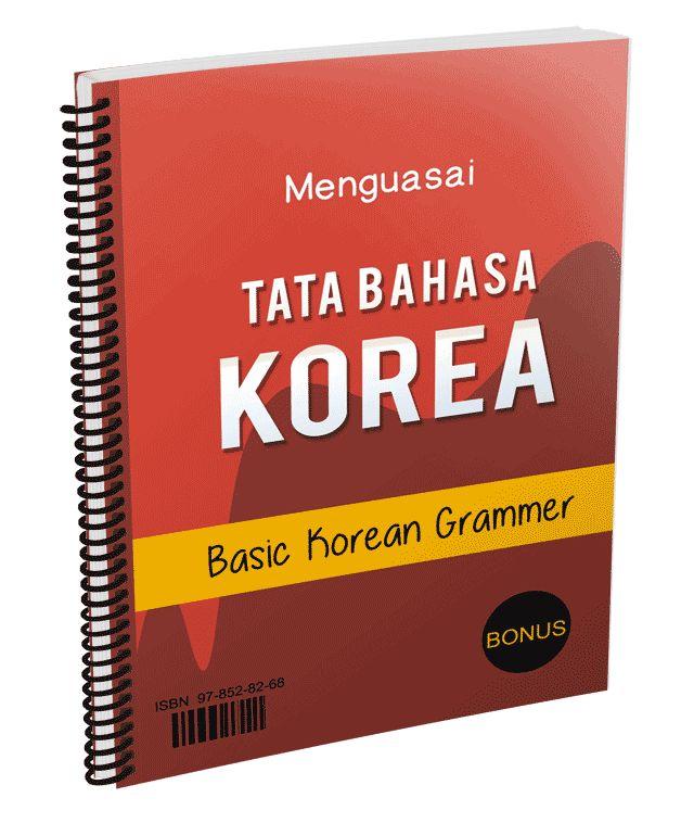 Menguasai tata bahasa korea