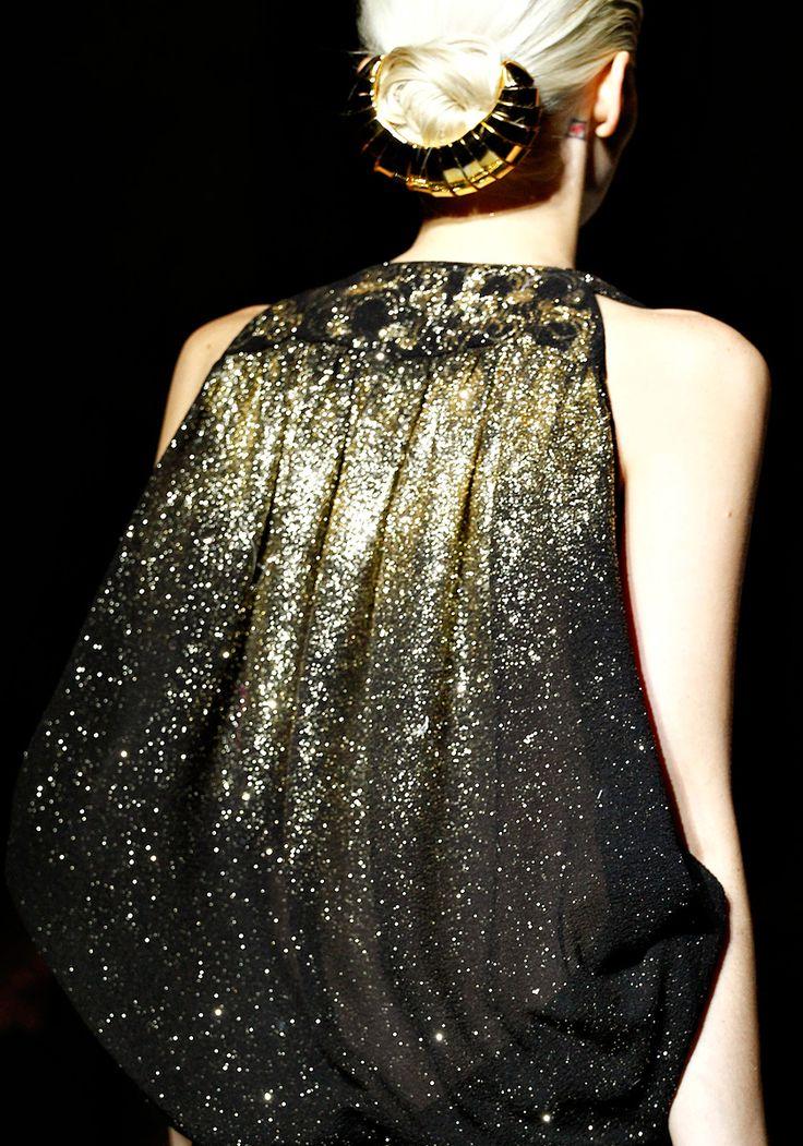 Yves Saint Laurent S/S 2012