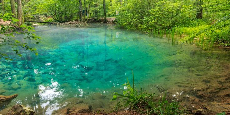 Lacul Ochiul Beiului, Romania
