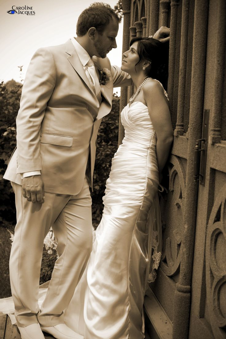 Photographie de mariage. Isabelle & Patrick. carolinejacquesphotographe.com #wedding #mariage