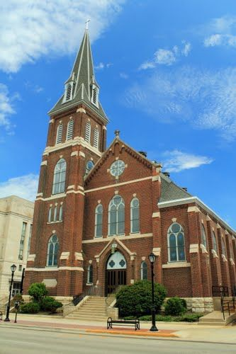 Trinity Lutheran Church In Springfield Il Usa Churches
