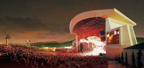 If you are coming to Chula Vista California for a concert at Cricket Amphitheater ...