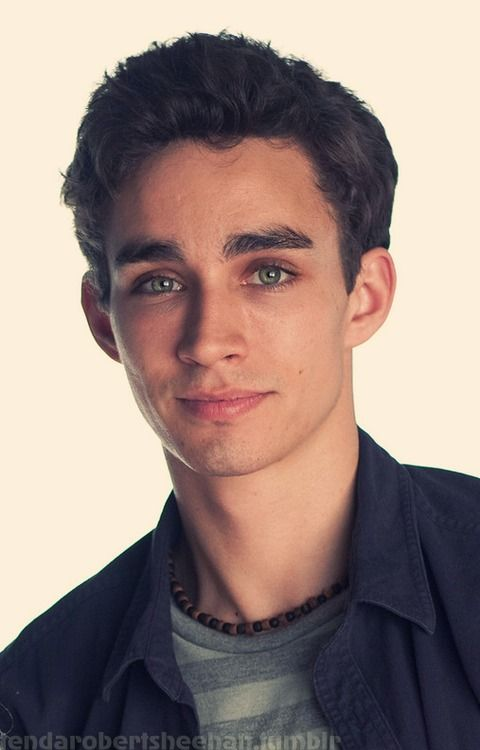 Robert Sheehan - new haircut for Me and Mrs Jones - crap new TV series but worth watching for those Irish eyes