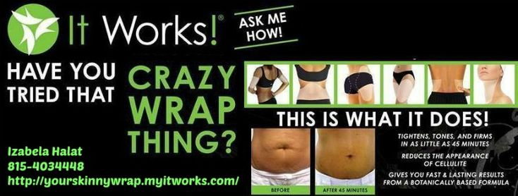 Have you tried that crazy wrap thing yourskinnywrap pinterest