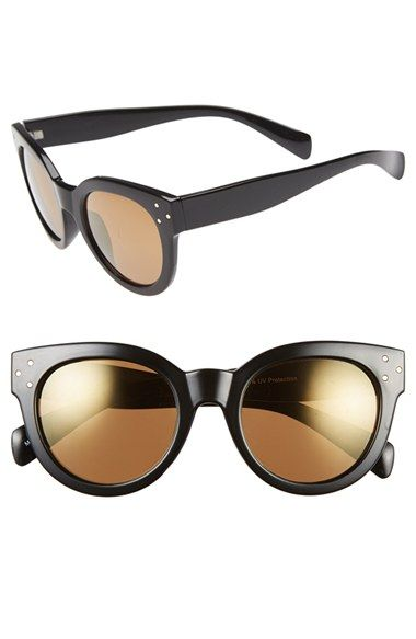 BP. 'Langham' 49mm Sunglasses available at #Nordstrom