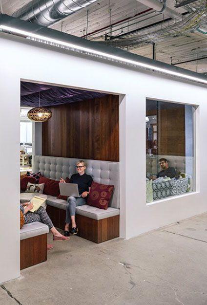 World 39 s coolest offices 2015 m bler for Bbdo office design 9