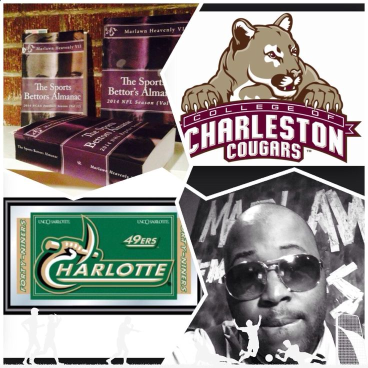 12/16/14 NCAAM #Charleston #Cougars vs #Charlotte #49ers (Take: Cougars  9) SPORTS BETTING ADVICE On 99% of regular season games ATS including Over/Under The Sports Bettors Almanac available at www.Amazon.com TIPS ARE WELCOME : PayPal - SportyNerd@ymail.com Marlawn Heavenly VII #NFL #MLB #NHL #NBA #NCAAB #NCAAF #LasVegas #Football #Basketball #Baseball #Hockey #SBA #401k #Business #Entrepreneur #Investing #Tech #Dj #Networking #Analytics #HipHop #MYTH7 #TBE #sportsbetting
