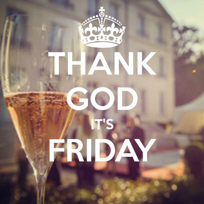 thank god it's friday images | THANK GOD IT'S FRIDAY | T.G ...