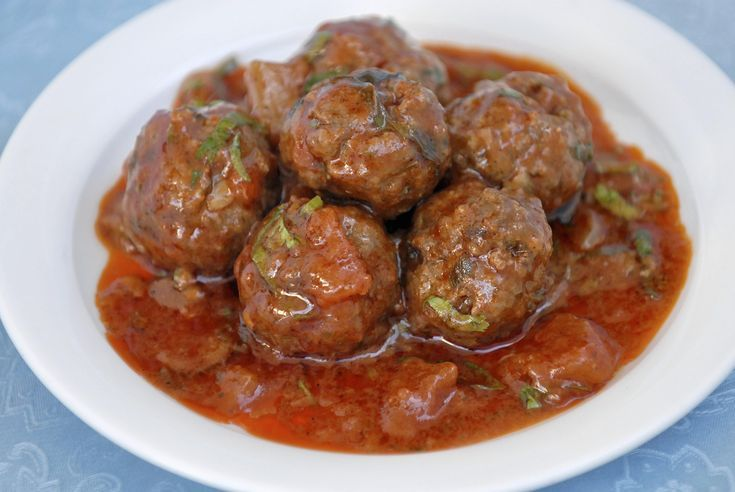 Pressure Cooker Porcupine Meatballs are Tender and Delicious