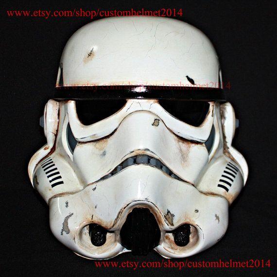 1:1 Halloween Costume, Star Wars Stormtrooper Helmet, Stormtrooper Mask, Stormtrooper Cosplay, Stormtrooper Costume, Halloween mask MA198